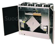 Suodattimet FLEXIT S4X TT/XW (VGS400) -ilmanvaihtokoneeseen