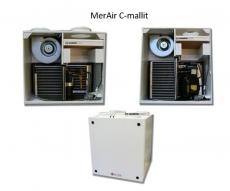 MERAIR C-mallin suodatin