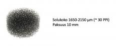 Suodatinkangas G1 (30 PPI), paksuus 10 mm