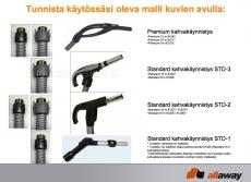 ALLAWAY IMULETKU 10 M STANDARD KAHVAK.