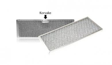 ILMO KTLAV/KTLAVS 500/600 -rasvasuodatin (394x150x15mm)