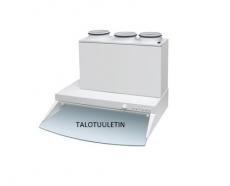 ILMO 2002 TALOTUULETIN -rasvasuodatin (345x200x15mm)
