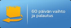 Ilmainen palautus 60vrk | Suodatinkeskus