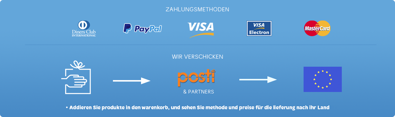 Zahlungsmethoden | Suodatinkeskus